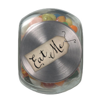 Eat Me Jelly Belly™ Glass Jar
