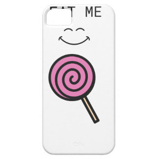Eat me Lolipop Case For The iPhone 5