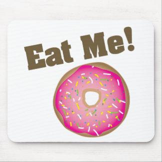 Eat Me! Mousepad- Pink Mouse Pad