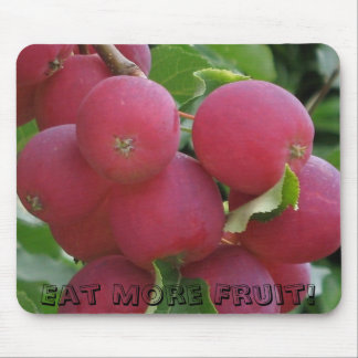 Eat More Fruit! Mouse Pad