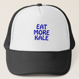 Eat More Kale Trucker Hat