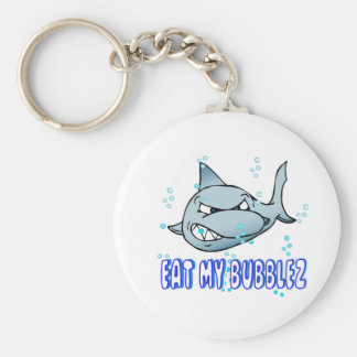 Eat My Bubblez Key Ring