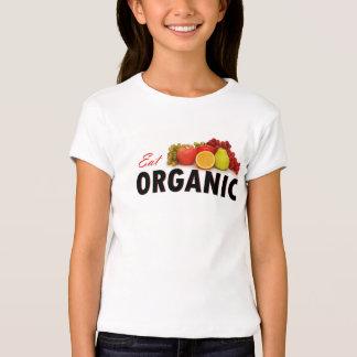 Eat Organic! Tee Shirts