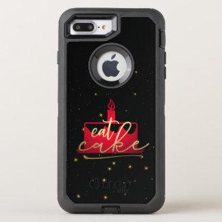 eat OtterBox defender iPhone 8 plus/7 plus case