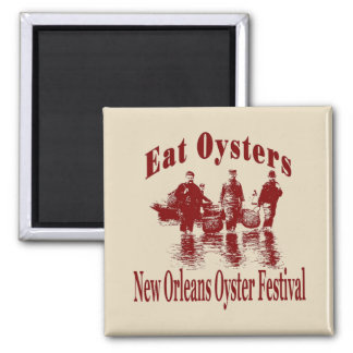 Eat Oysters, OysterFestival Magnet