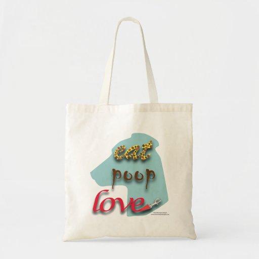 Eat, Poop, Love Tote Bag
