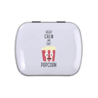 Eat Popcorn Z6pky Candy Tin