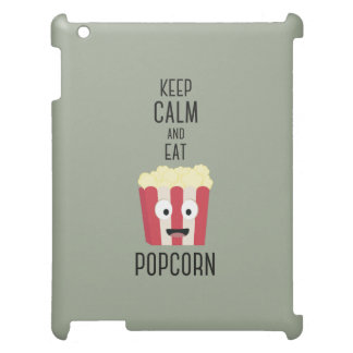 Eat Popcorn Z6pky Case For The iPad