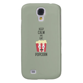 Eat Popcorn Z6pky Galaxy S4 Cover