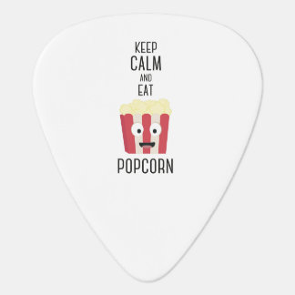 Eat Popcorn Z6pky Guitar Pick