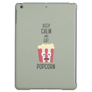 Eat Popcorn Z6pky iPad Air Cover