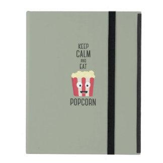 Eat Popcorn Z6pky iPad Folio Case