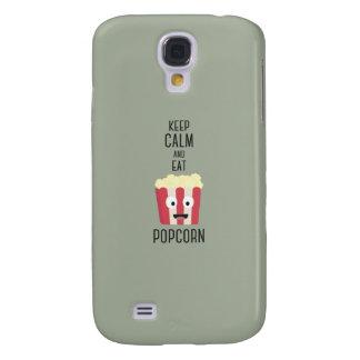 Eat Popcorn Z6pky Samsung Galaxy S4 Case