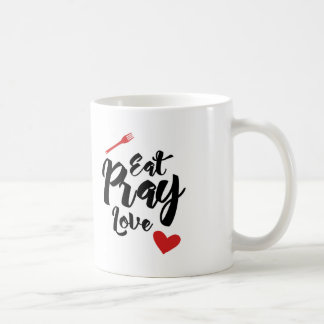 Eat Pray Love Coffee Mug