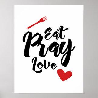 Eat Pray Love - Kitchen - Poster