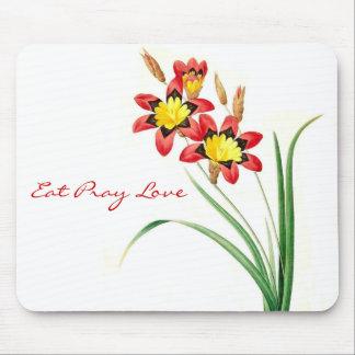 Eat Pray Love Mouse Pad