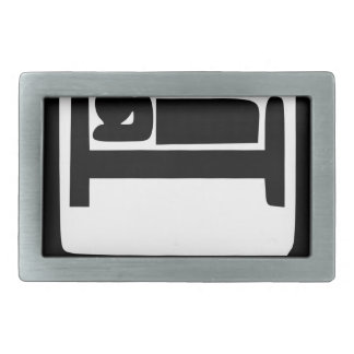 EAT SLEEP11 BELT BUCKLES