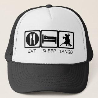 EAT SLEEP11 TRUCKER HAT