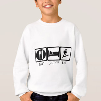EAT SLEEP25 SWEATSHIRT