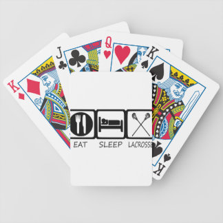 EAT SLEEP31 BICYCLE PLAYING CARDS