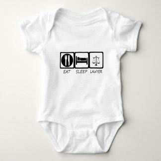 EAT SLEEP33 BABY BODYSUIT