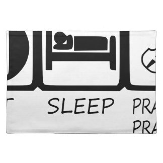 EAT SLEEP37 PLACEMAT