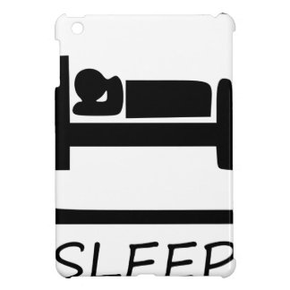 EAT SLEEP3 iPad MINI COVERS