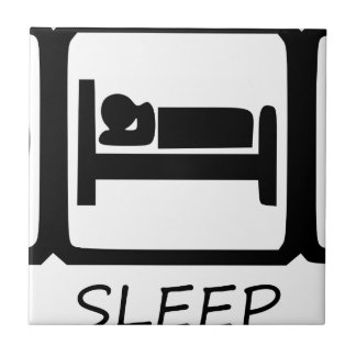 EAT SLEEP3 TILE