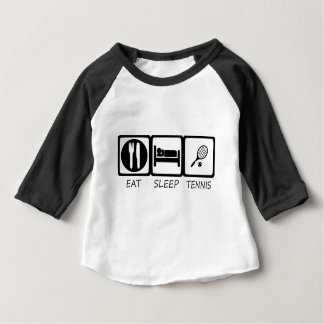 EAT SLEEP43 BABY T-Shirt