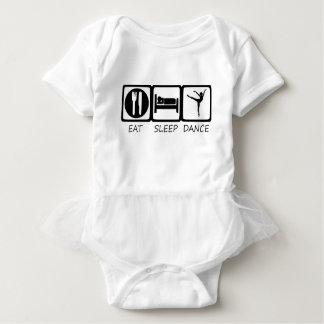 EAT SLEEP9 BABY BODYSUIT
