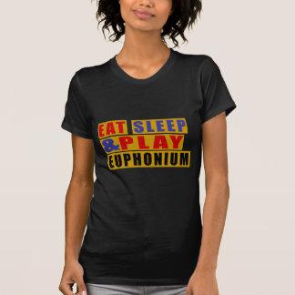 Eat Sleep And Play EUPHONIUM T-Shirt
