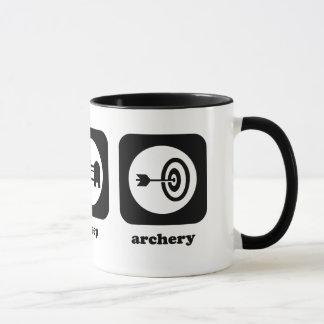 Eat. Sleep. Archery. Mug