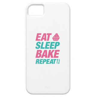 Eat Sleep Bake Repeat Barely There iPhone 5 Case