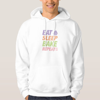 Eat Sleep Bake Repeat Hoodie