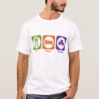 Eat Sleep Be Irish T-Shirt