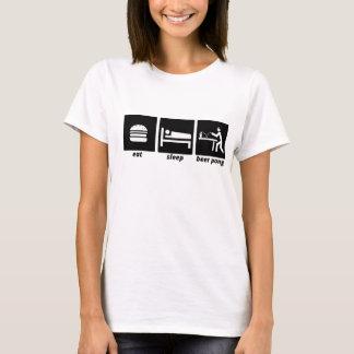 Eat Sleep Beerpong T-Shirt