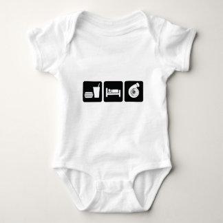 Eat Sleep Boost Baby Bodysuit