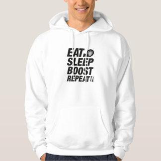 Eat Sleep Boost Repeat Hoodie