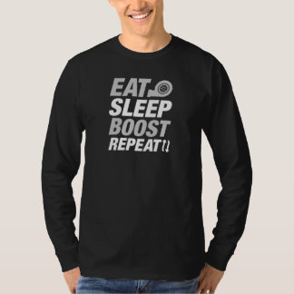Eat Sleep Boost Repeat T-Shirt