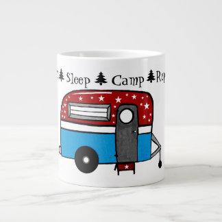 Eat Sleep Camp Repeat  Coffee Mug *CUSTOMIZE*