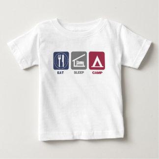 Eat Sleep Camp Tee Shirts