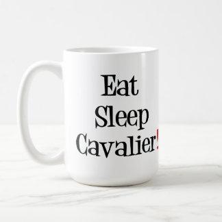 Eat Sleep Cavalier Mug