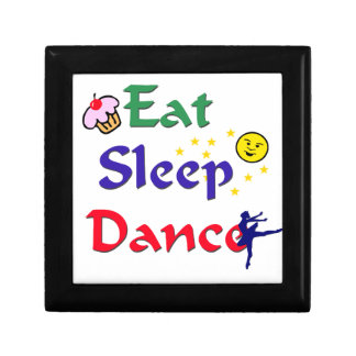 Eat Sleep Dance Gift Box