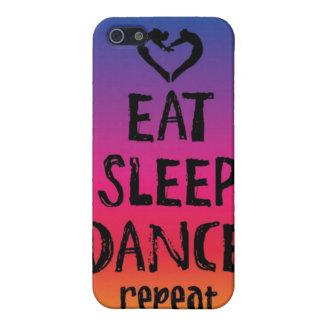 Eat, Sleep, Dance iPhone Case