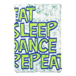 eat sleep dance repeat cover for the iPad mini