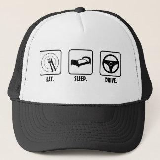Eat. Sleep. Drive. Trucker Hat