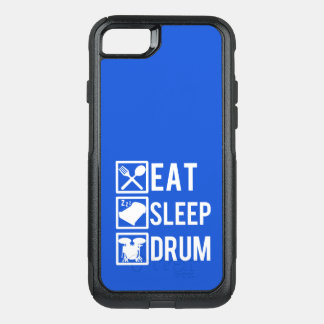 Eat Sleep Drum funny phone case