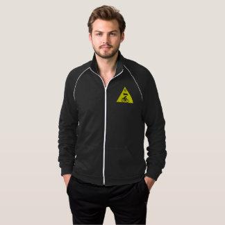 """Eat sleep eBike"" custom jackets for men"