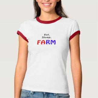 Eat,Sleep,FARM T-Shirt