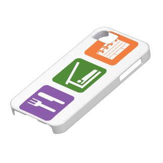 Eat Sleep Film Production iPhone 5 Case
